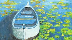 Masterpiece Bostancı Resim - Tekne