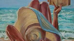Masterpiece Galata Resim - Uzanmışı