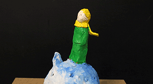 Masterpiece Heykel - Küçük Prens