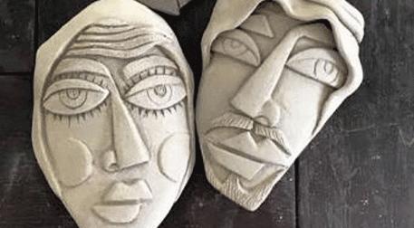 Masterpiece İzmir Heykel - Picasso