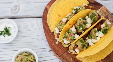 Meksika 3 Taco
