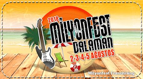Milyonfest Dalaman Kamp+Kombine