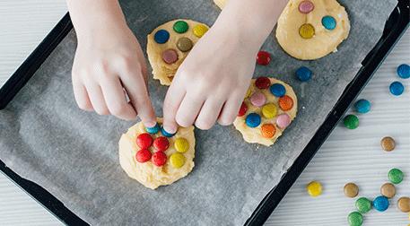 Minik Şefler: Cookies (6-9)