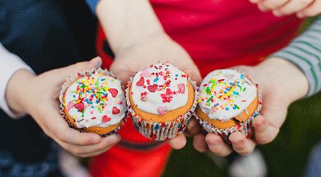 Minik Şefler: Cupcake (6-9 Yaş)