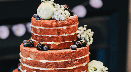 Naked Cake Weekend