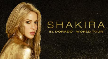 Shakira - Loca Biletleri