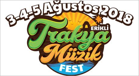 Trakya Müzik Fest- Kamp+Plaj B.