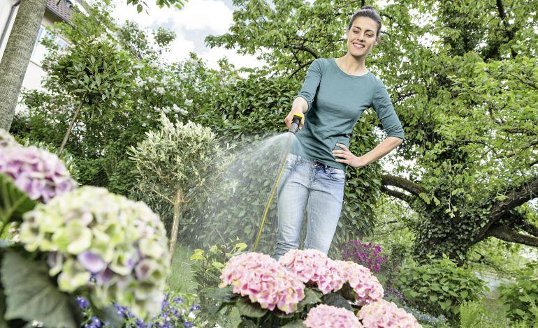 Bahçe Bakımı Kärcher'le Çok Kolay
