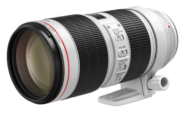Yenilenen Canon L Lensleri ile Mükemmeli Yakala