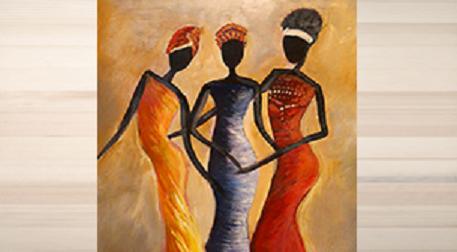 Afrikalı Kadınlar
