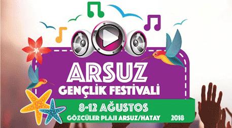 Arsuz Gençlik Festivali Kombine + K