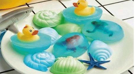 Çocuk Atölyesi - Doğal Sabun Yapımı