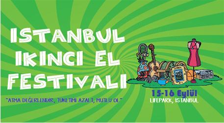 İstanbul İkinci El Fest - Pazar