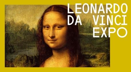 Leonardo Da Vinci Expo:Dahi Antalya