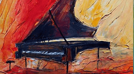 Masterpiece Galata Resim - Piyano