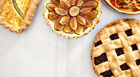 MSA-Pie'ler ve Tart'lar