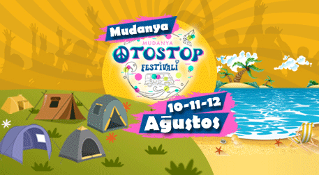 Otostop Festivali '18 Kombine+Kamp