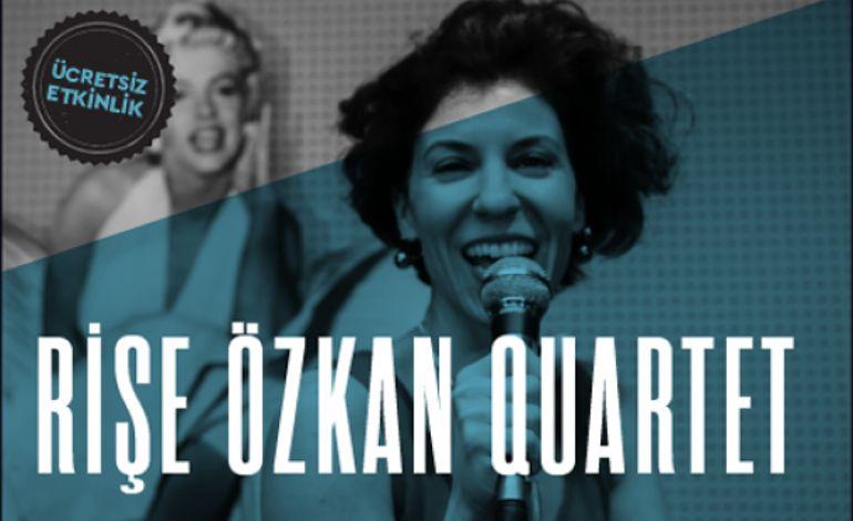 Rişe Özkan Quartet