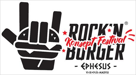 Rock'N Burger Konsept Festivali 2.G