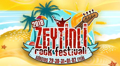 Zeytinli Rock Fest - Pazar