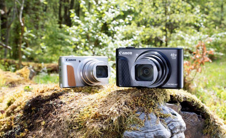 Canon PowerShot SX740 HS İle Seyahat Anılarınız Ölümsüzleşiyor
