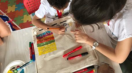 5-7 Yaş Tasarım Atölyesi - Okul Çan