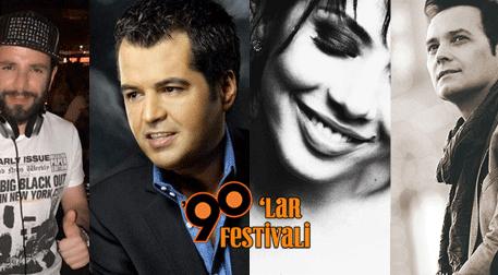 90'Lar Fest:Ferda Anıl Yarkın-Hazal