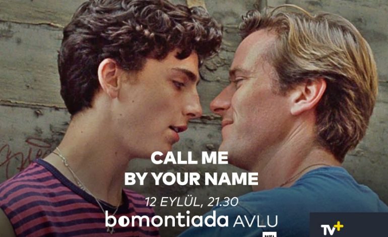 Açık Havada Başka Sinema: Call me by your name