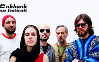 Akbank Caz Festivali: Karl Hector & The Malcouns