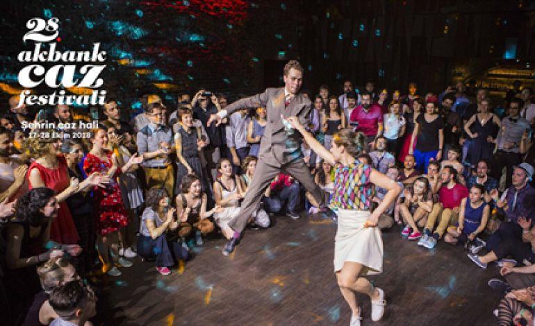 Akbank Caz Festivali: Lindy Hop Dans Atölyesi