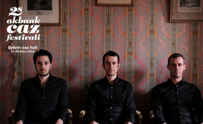 Akbank Caz Festivali: Remi Panossian Trio
