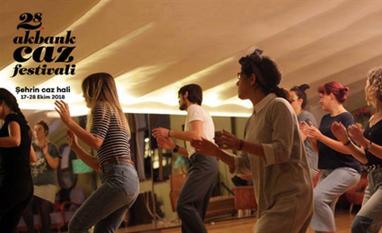 Akbank Caz Festivali: Solo Caz Dans Atölyesi