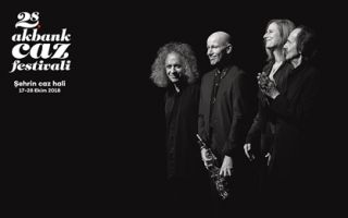Akbank Caz Festivali: Tarkovsky Quartet