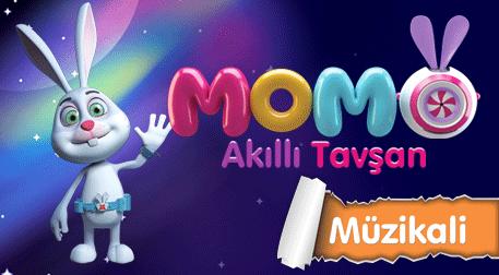 Akıllı Tavşan Momo Müzikali