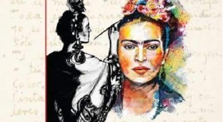 Ben Frida Kahlo 'Otoportre'