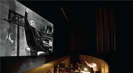 Berklee Silent Film Orchestra: