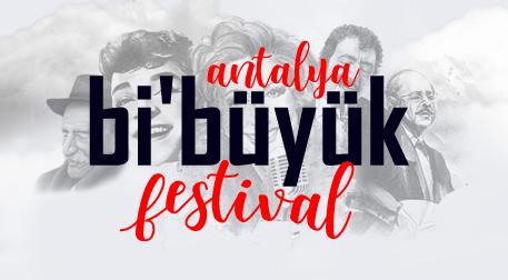 Bi'büyük Festival Antalya