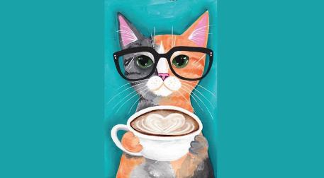 Fırça Sende - Kedi