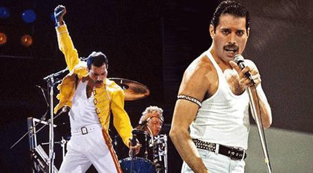 Freddie Mercury Live Show