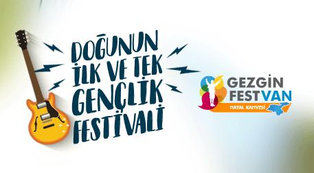 Gezginfest VAN 1. Gün
