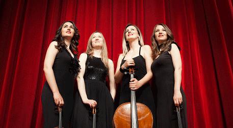 Gökhan Aybulus & Nemeth Quartet