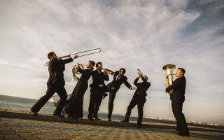 Golden Horn Brass Bakırdan Kış Esintileri