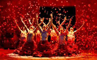 Güldestan 'Bir Müzik ve Dans Prodüksiyonu