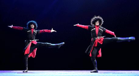 Gürcistan Milli Halk Dansları Toplu