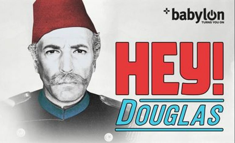 Hey! Douglas