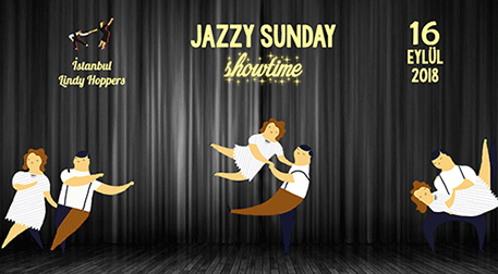 Jazzy Sunday Lindy Hoppers