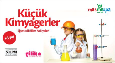 Küçük Kimyagerler
