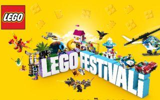 Lego® Festivali ile Kanyon'da Okula Dönüş