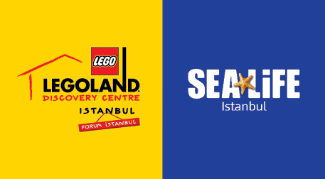 Legoland-Sea Life Ortak Bilet
