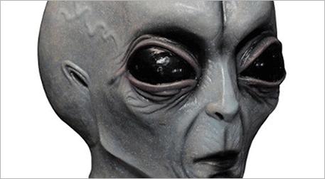 Masterpiece Ankara Heykel - Alien
